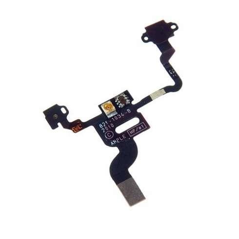Nappe bouton power + capteur pour iPhone 4