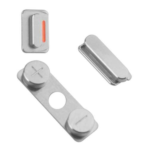 Jeu complet boutons pour iPhone 4S