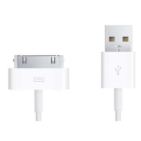 Câble USB 30 broches pour iPhone 3GS/4/4S