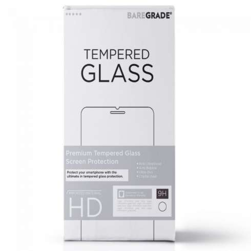 Protection en verre trempé pour iPhone - Premium