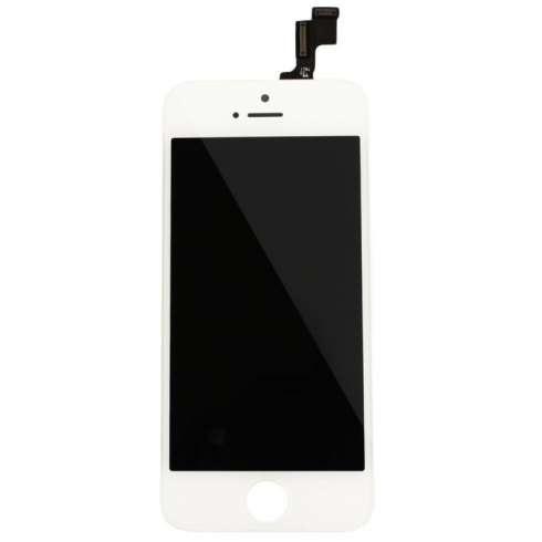 Ecran pour iPhone 5S - Blanc