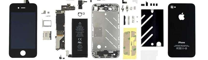 Pièces détachées d'occasion pour iPhone