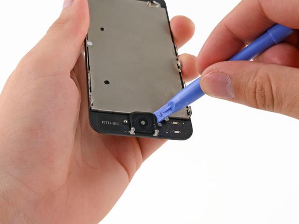 Démontage écran iPhone 5