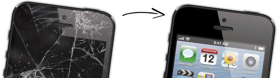 Réparation écran iPhone à Nice