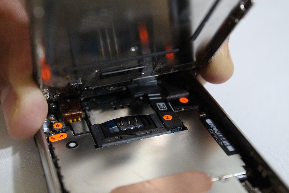Réparation iPhone 3gs