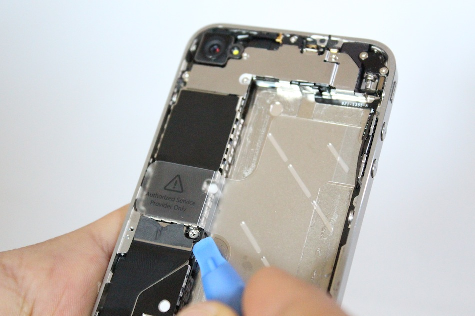 Remplacement ecran iPhone 4